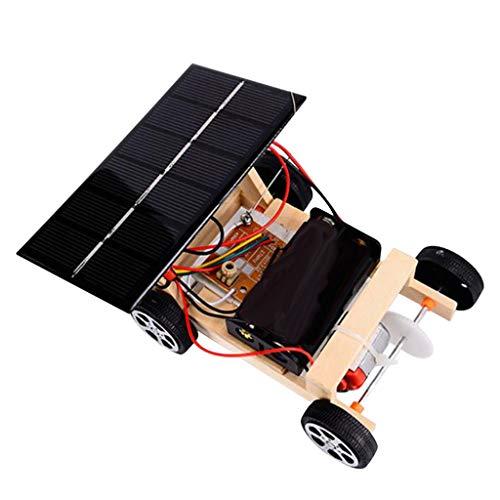 Tianya Juguetes Educativos De Ciencia Y Educación Ensamblados con Control Remoto Solar