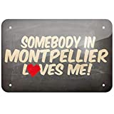 Bilingo Omebody In Montpellier Loves Me, Frankreich Vintage