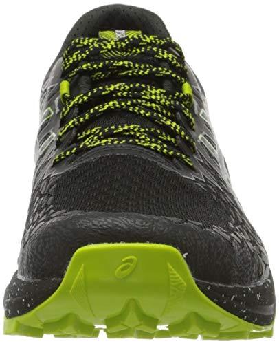Asics Fujitrabuco Lyte, Running Shoe Hombre, Negro, 42.5 EU