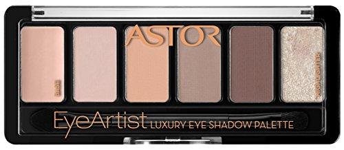 Astor Eyeartist Luxury Palette Paleta de Sombras Tono 100 Cosy Nude - 55 gr