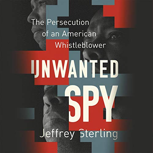 Unwanted Spy cover art