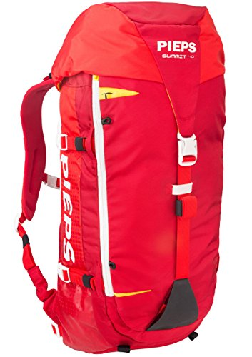 PIEPS Summit 40 Rucksack, Chili-red