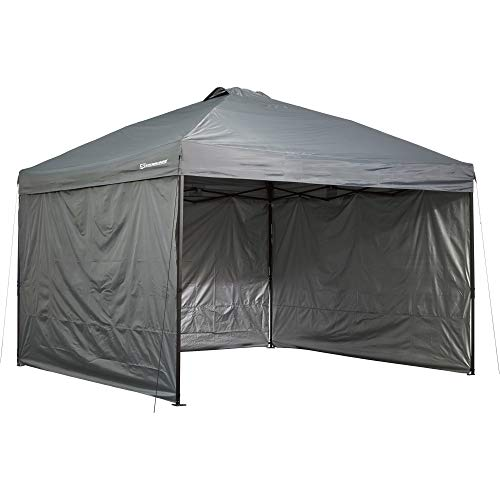 Strongway Straight Leg Outdoor Canopy Tent Side Wall - 12ft. x 12ft.