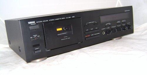 Yamaha Kassetten Deck kx-360Tape Player