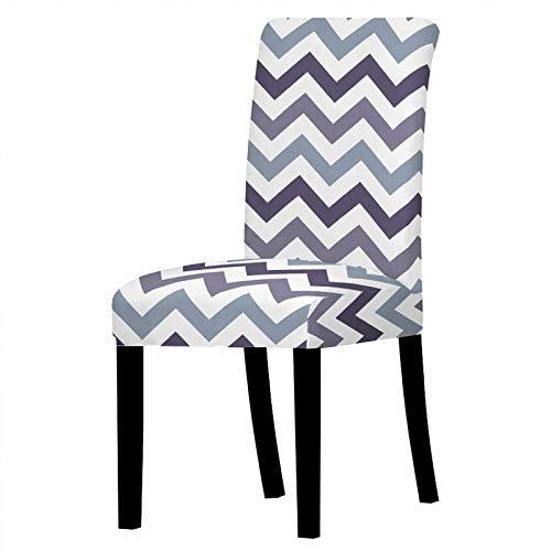 Zebra Stripe Chair Schutzhülle Farbe Striped Chair Schutzhülle Polyester Material Four Seasons Universal