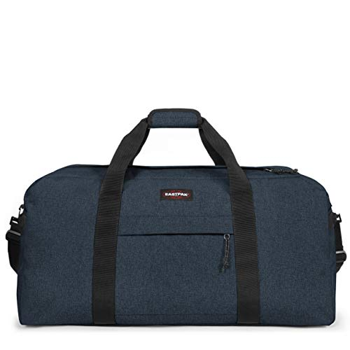 Eastpak Terminal + Bolsa de Viaje, 75 cm, 96 Liters, Azul (Triple Denim)