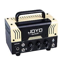 in budget affordable JOYO METEOR (JIM ROOT) mini head 20 W, BanTamp series 2-channel hybrid vacuum tube guitar …