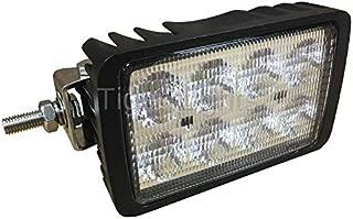 Case IH Tractor LED Light - Side Mount w/Swivel Bracket (Fits 5120, 5130, 5140, 5220, 7110, 7120, 7130, 7140, 7150, 7210, 8910, 8920, 8930, 8940, 8950, MX100, MX120, MX135, MX150, MX170, MX80C +)