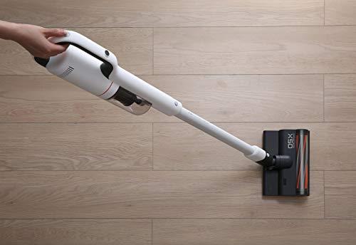 ROIDMI X20 Nex Aspiradora sin cable versión EU, 435 W, Aluminium, Negro