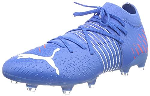 Puma Future Z 3.2 FG/AG, Zapatillas de fútbol Hombre, Bluemazing Sunb, 43 EU