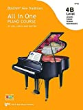 WP459 - Bastien New Traditions - All in One Piano Course - Level 4B