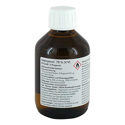 Leyhs Isopropanol 70%, 200 ml