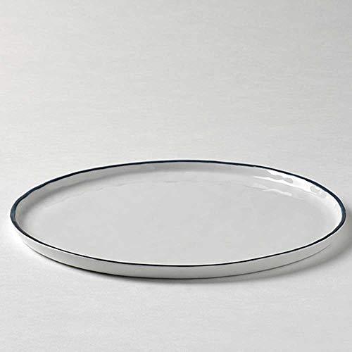 Lambert Speiseteller Piana Basaltgrau 27 cm