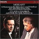 Grumiaux,Arthur: Sonaten KV 378, 304, 376, 301 (Audio CD)