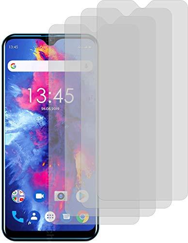4ProTec I 4X Schutzfolie MATT passgenau für Kiano Elegance 6.1 Pro Bildschirmschutzfolie Displayschutzfolie Schutzhülle Bildschirmschutz Bildschirmfolie Folie