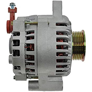 1A Auto Replacement 130 Amp Alternator 1R3U10300AC for 01-04 Ford Mustang V6 3.8L