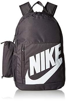 NIKE Youth Elemental Backpack - Fall 19 Thunder Grey/Thunder Grey/White Misc