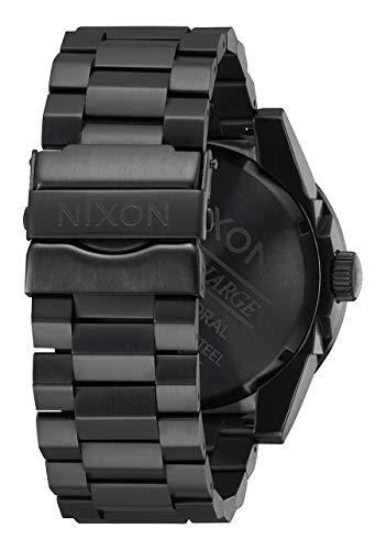 Nixon Men's Corporal A3461919 Gold Stainless-Steel Quartz Dress Watch