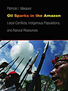 Oil Sparks in the Amazon: Local Conflicts, Indigenous Populations, and Natural Resources (Studies in Security and Internat...