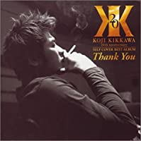20th Anniversary SELF COVER BEST ALBUM 「Thank You」 (通常盤)