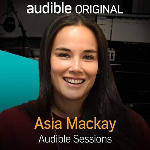 Asia Mackay audiobook cover art