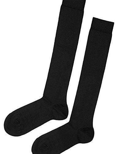 Calzedonia Herren Lange Socken aus Elastischer Baumwolle