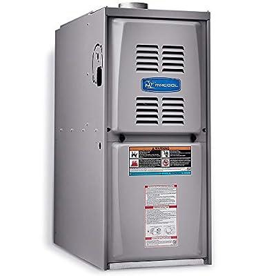 "70k BTU 80% AFUE Variable Speed MrCool Signature Gas Furnace - Upflow/Horizontal - 17.5"" Cabinet"