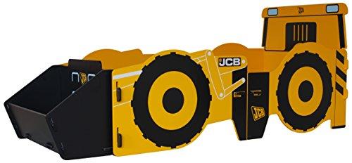 Kidsaw JCB Bagger Bed Einzelbett