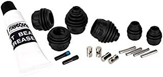 Traxxas 6757 Steel CVD Rebuild Kit with Pins, Dustboots, Lube & Hardware