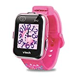 VTech KidiZoom SmartWatch DX2 - Pink - Children's Video Photo Watch - FR Version