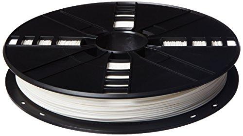 MakerBot PLA Filament True White Large (.9kg, 2lb)