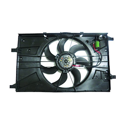 Global Parts 2811842 Electric Cooling Fan Asse