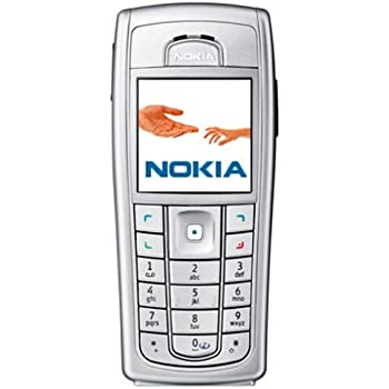 Nokia 6230 Silver Unlocked Mobile Phone Elektronik