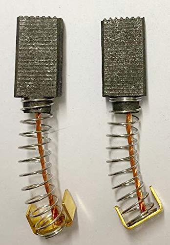 Escobillas de Carbono para Powerbase PB Cortasetos cortador pht M/E 03500C B & Q DIY E1