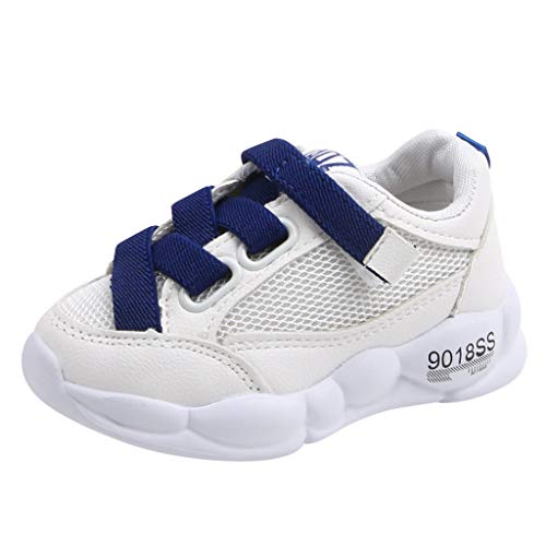 LIJUCH Toddler Infant Kids Baby Girls Boys Soft Sole Mesh Sports Shoes Breathable Sneakers Athletic Running Shoes