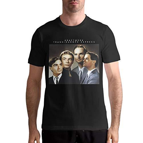 Kraftwerk Trans Europe Express T-shirt, XL Only