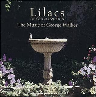 george walker lilacs