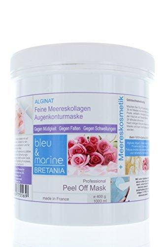 Veana bleu & Marine Mer Delicate Collagen contorno occhi maschera Peel Off Maschera, 1er Pack (1X 400G)