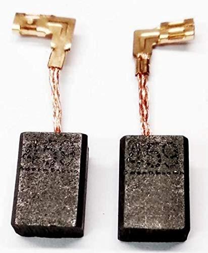Escobillas de carbón para motor CB 459 para Makita GA4530, GA5030, GA5034, MT870