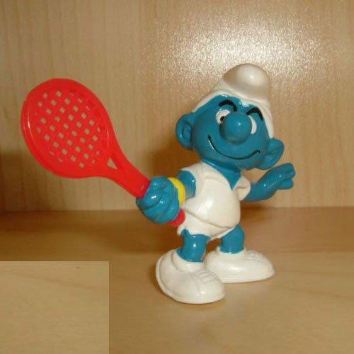 20049 Tennis Schlumpf Schleich