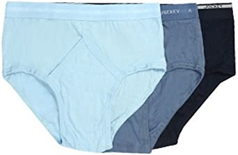 Jockey® UK Classic Cotton Rib Y-Front® Brief 3-Pack