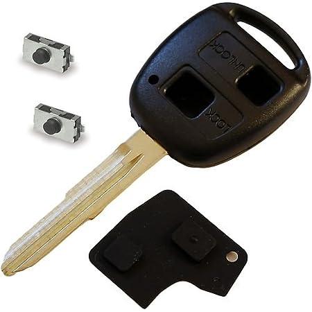 Reparatur Satz Für 2 Tasten Funkschlüssel Für Toyota Elektronik