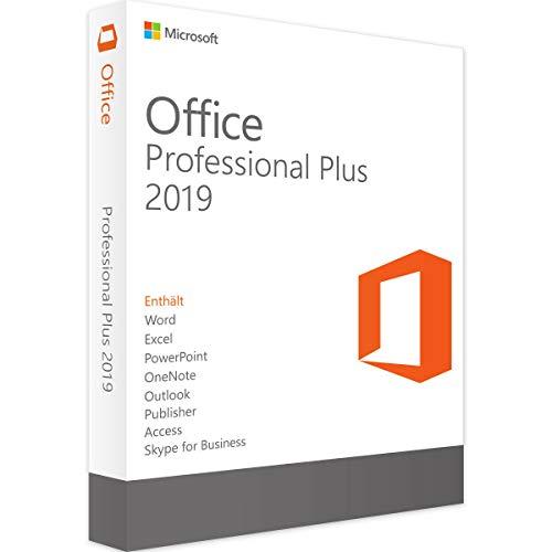 Codigo de licencia indefinida para Office 2019 pro plu - Envio en 12 horas