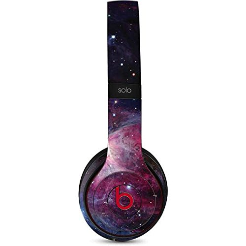 Skinit Decal Audio Skin Compatible with Beats Solo 3 Wireless - Originally Designed The Orion Nebula Pink Design