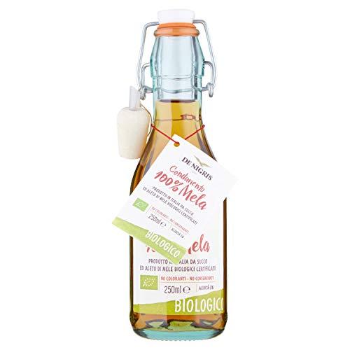'Condimento 100% Mela' con succo e aceto di mele | De Nigris 1889