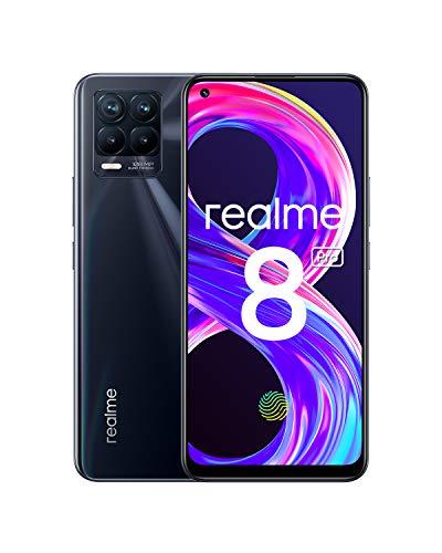 Realme 8 Pro Smartphone Libre Cámara cuádruple