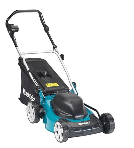 Makita 2.2 HP Electrical Lawn Mower (Multicolour)