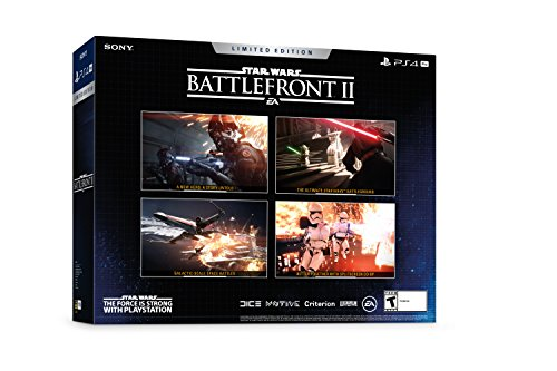 Console  PlayStation Édition STAR WARS™ Battlefront™ II - 1TB Pro - 3