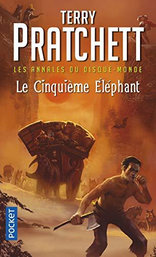 Les annales du Disque-monde, Tome 24 : Le cinquième éléphant