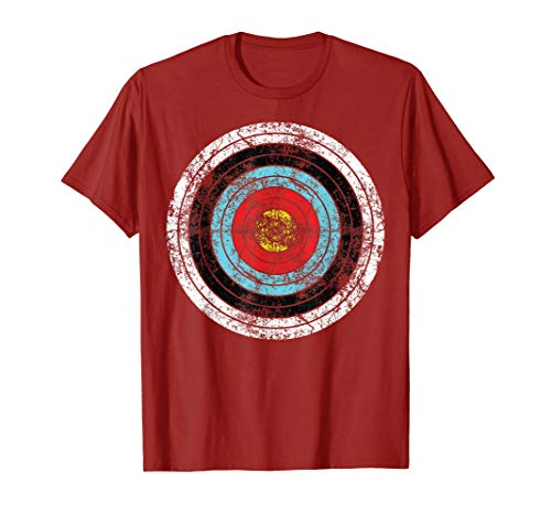 Archery Target Shirt | Cute Bow Hunting Funny Archer Gift